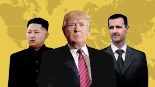 Sobering world crises land on Trump's doorstep