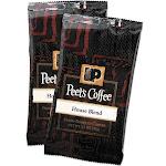 Peet's Coffee and Tea Portion Packs, House Blend Coffee - 2.5 oz packet