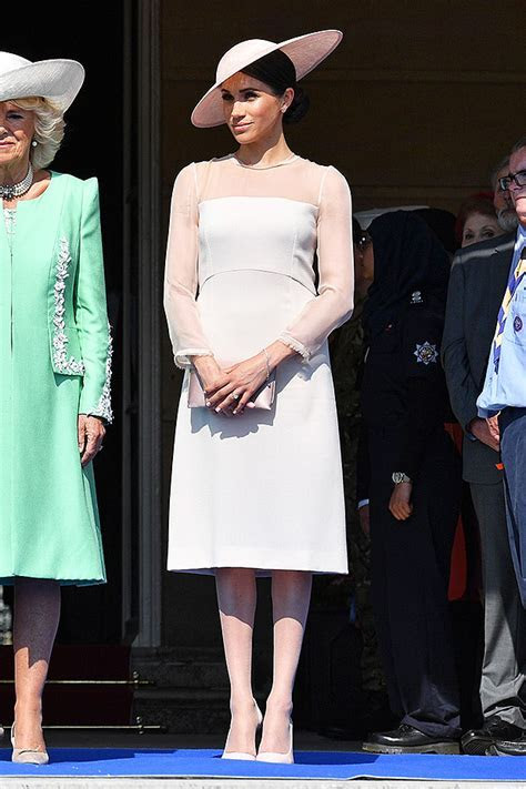 Meghan Markle?s First Appearance After Wedding: Gorgeous