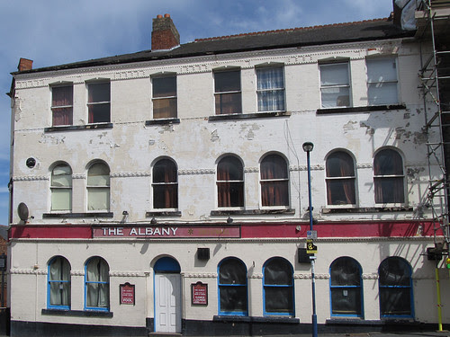 The Albany, Hyson Green