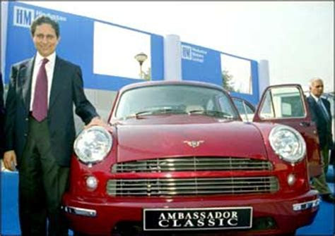 rediff.com: Launch of new Ambassador Classic