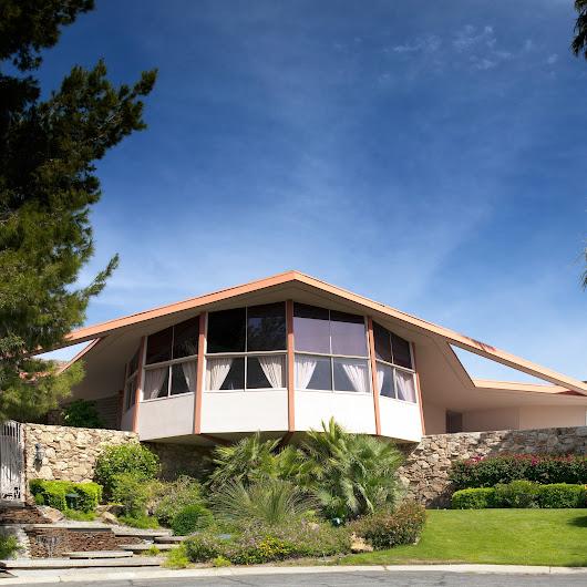 Inside the Mid-Century Modern Home Where Elvis and Priscilla Presley Honeymooned