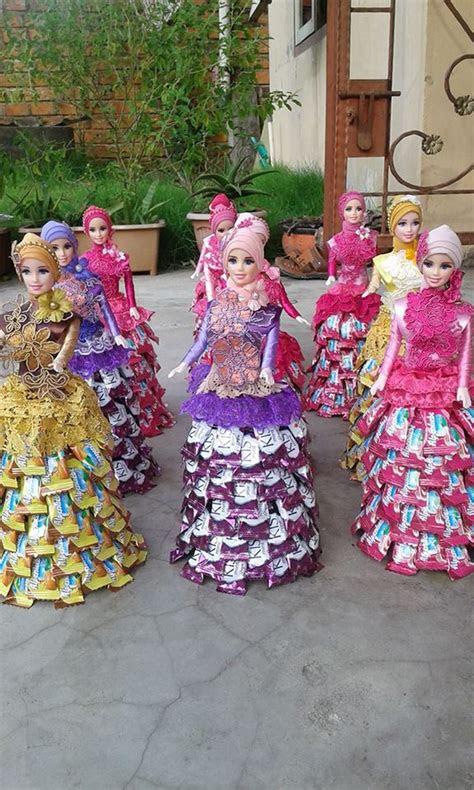ramadan peluang bisnis barbie candy muslimah oleh wenny