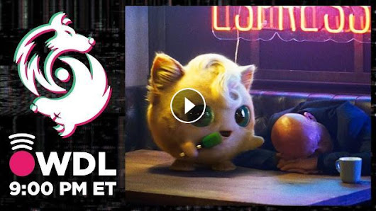 Is Detective Pikachu Cute or Horrifying? - WDL Ep 150