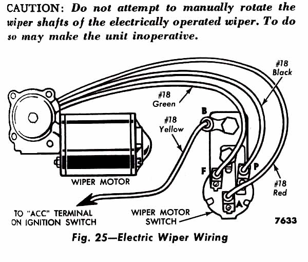 Cj5 Wiper Motor Wiring Diagram - Wiring Diagram | Holden Wiper Motor Wiring Diagram |  | cars-trucks24.blogspot.com