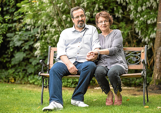 'We're stronger together': Couple remain positive after early onset dementia diagnosis - Sunday Post