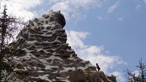 Disneyland Resort, Disneyland, Matterhorn, Mountain Climbers, Limited, Time, Magic
