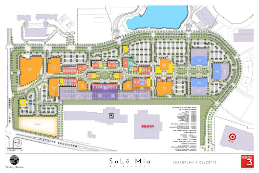 Construction Permit Issued For 397 Apartments, $85M Costco At SoleMia