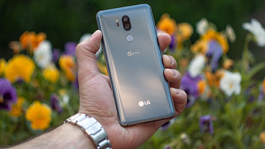 LG G7 ThinQ Review: Punchy Display, Big Audio, Smart AI