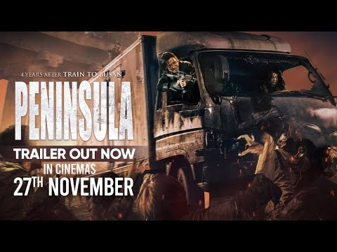 Peninsula Movie Trailer