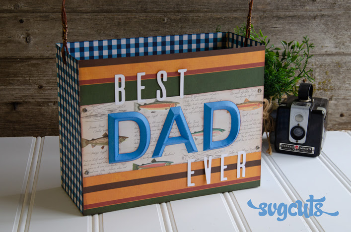 Just in time for Father's Day from SVGCuts