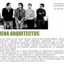 A35 – Exposición de Arquitectura Joven en el Perú (21) A35 – Exposición de Arquitectura Joven en el Perú (21)