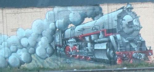 junalla Pietariin by Anna Amnell