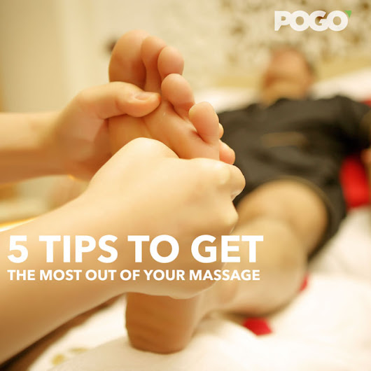 5 tips to get the most out of your massage | POGO Physio Gold Coast