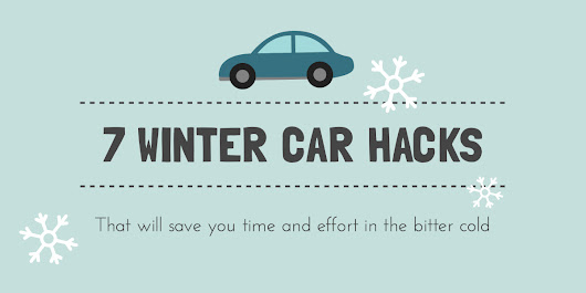 Auto Hacks For Your Car in Winter - Real Housewives of Minnesota
