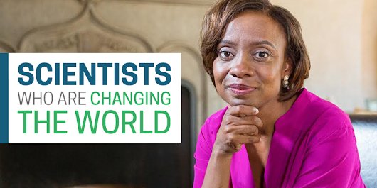 50 scientists who are changing the world