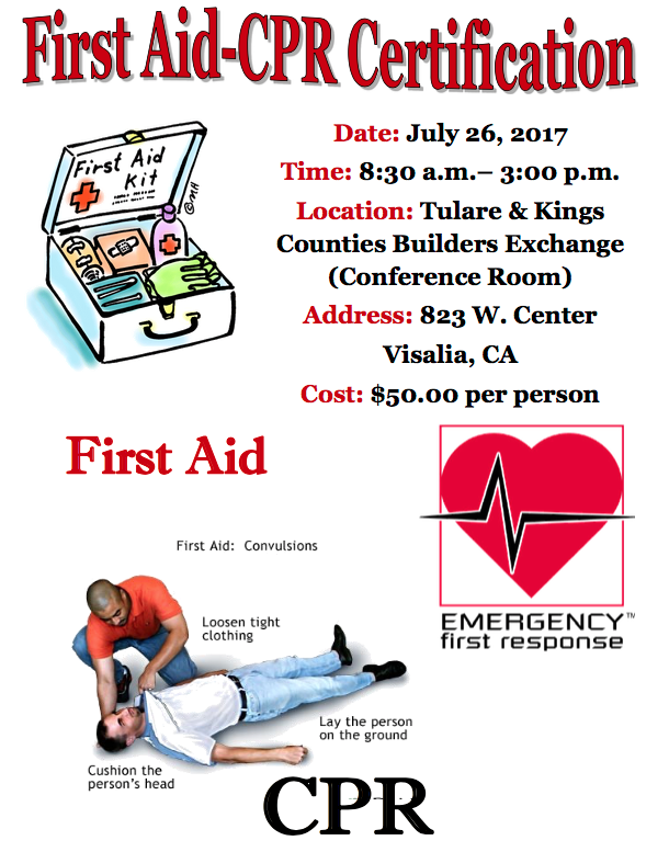 Cpr And First Aid Classes Near Me Cost - Várias Classes