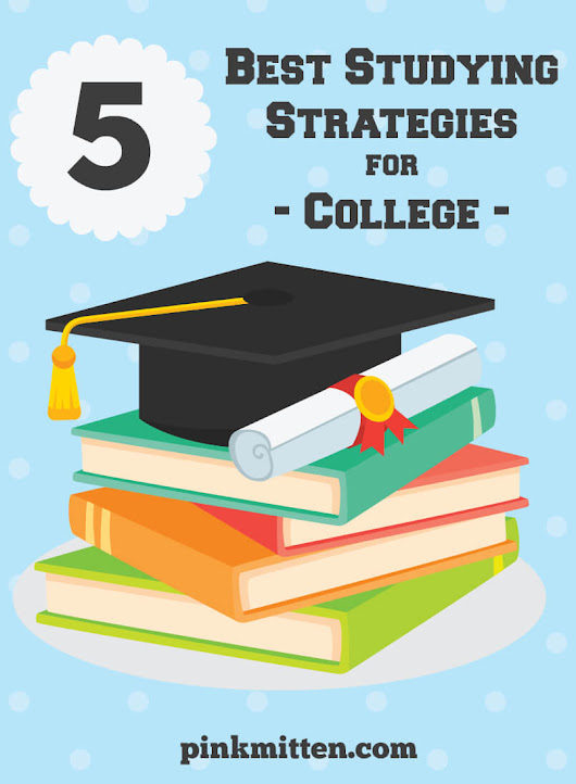 5 Strategies That Got Me Through College