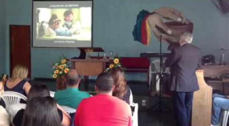 Seminario da Familia, Assembleia de Deus em Niteroi, Pr. Zaqueu & Pra. Marlene