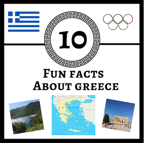 10 Fun Facts About Greece - Multicultural Kid Blogs
