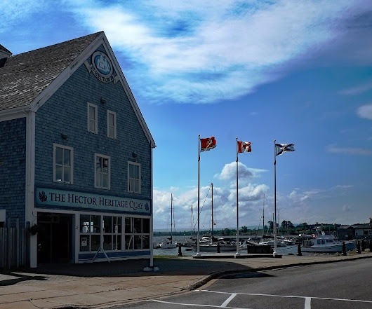 Pictou's Historical Ship Hector: A Photo Essay - Budget Travelers Sandbox