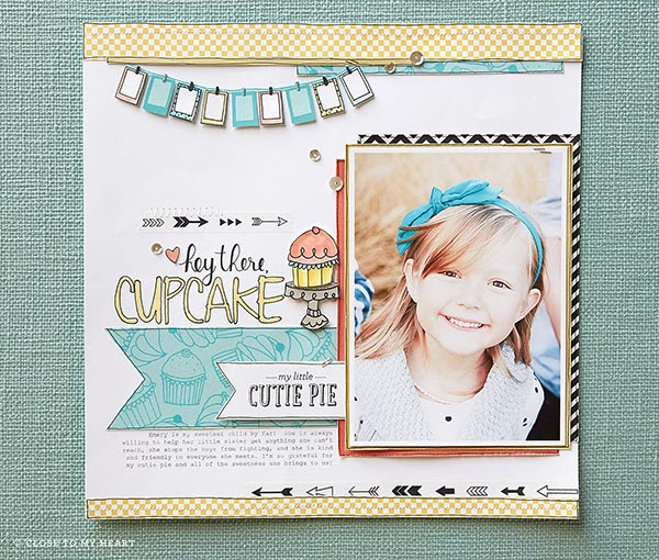 December 2014 Stamp of the Month: Cutie Pie