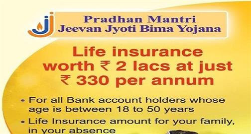 Know about Pradhan Mantri Jeevan Jyoti Bima Yojana (PMJJBY ...