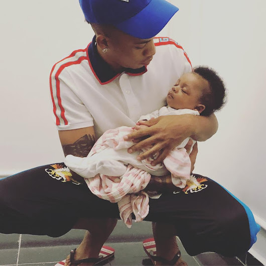 Tekno is Grateful for Daughter Skye