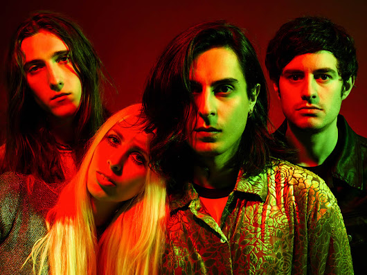 """Never crash, just keep drinking"" - an interview with INHEAVEN 