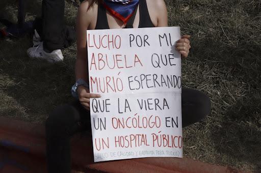 Resultado de imagen para gemma Montiel asamblea de mujeres chile
