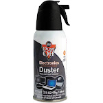 Forest Grass USA Disposable Compressed Air Duster, 3.5 oz Can