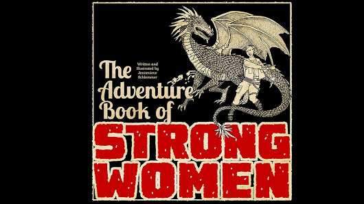 The Adventure Book of Strong Women