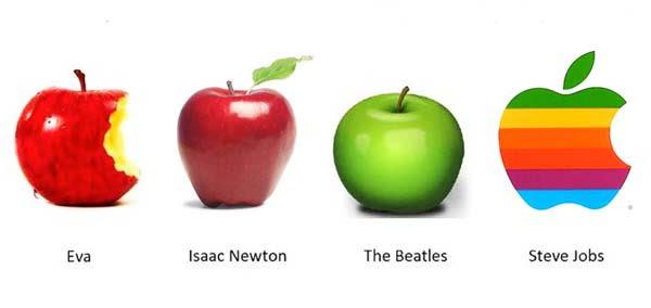 apples2 Tέσσερα μήλα που άλλαξαν τον κόσμο!