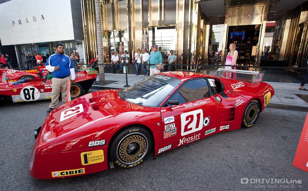 Ferrari USA Celebrates 60 With 60   DrivingLine