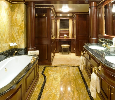 Bath Image Gallery - Luxury Yacht Gallery Browser