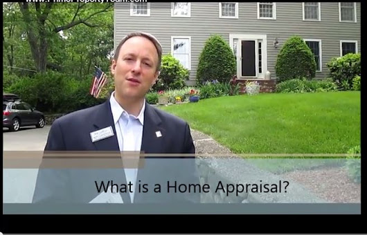 What is a Home Appraisal? - Ron Carpenito, Prime Property Team at Keller Williams Realty Andover