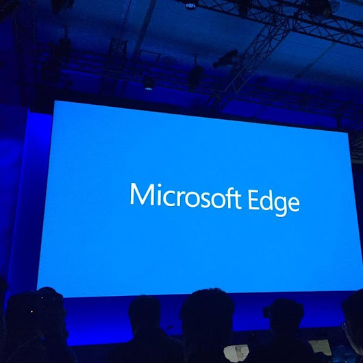 Does Microsoft's new browser have the Edge? - GURUS:
