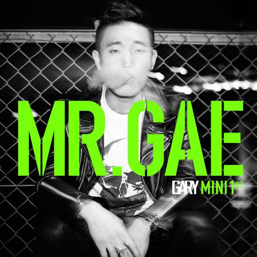 Download [Mini Album] Gary (Leessang) – MR.GAE [1st Mini ...