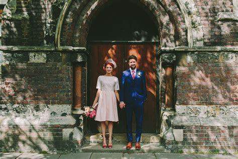 Ellen Blake   6 Chads Place Wedding   Alternative Wedding