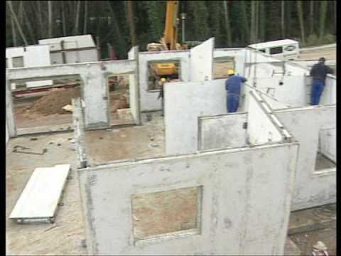 Casas de madera prefabricadas muroplac colombia - Casas modulares hormigon ...