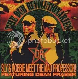 Sly Robbie Hot Dub