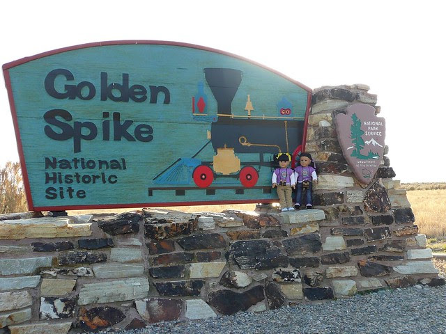 Golden Spike National Historic Site!