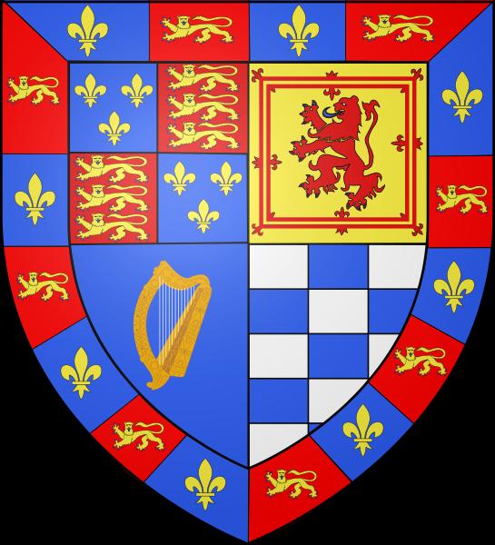 Archivo:Blason Fitz-James, Ducs d'Albe de Tormes.svg