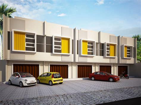 model ruko 2 lantai - desain rumah