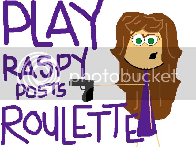 Raspy Roulette