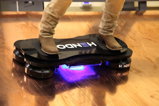 Back to the Future was right: a working hoverboard will be available in 2015 —   Tech News and Analysis