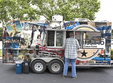 Hitting the road: Food trucks take good eats to the streets | Cover Story | Santa Maria Sun, CA