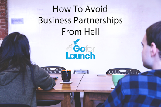 How To Avoid Business Partnerships From Hell