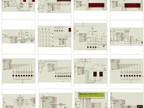 Kiểm tra 15 mảnh với PIC16F84