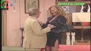 Sandra B sensual na serie Camilo em Sarilhos